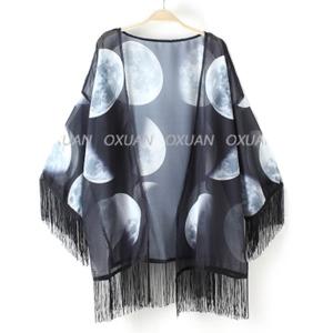 Kimono De Lunas