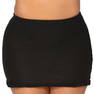 Falda Punto Fashion Nova Curve